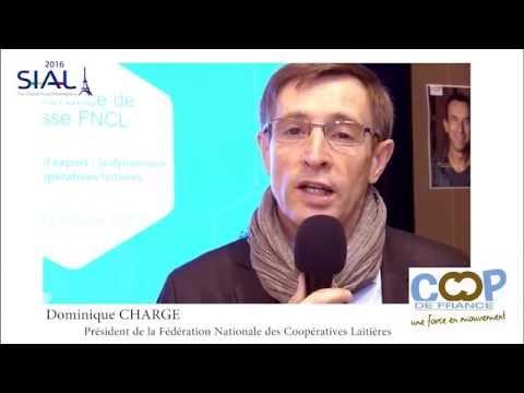 Dominique Chargé, Président de la Fncl, met l'accent sur l'importance de l'export