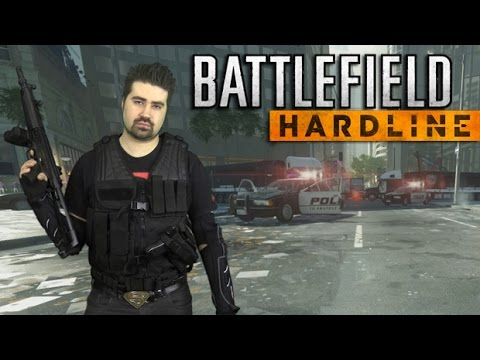 Battlefield Hardline Angry Review