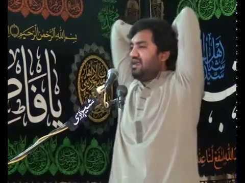 Zakir| Muntazir Mehdi Best Qasida and Musaib