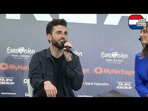 "Duncan Laurence: ""Technical problems with lightbulb will be fixed, do not worry�"