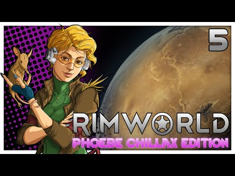 Rimworld: Chillax Edition
