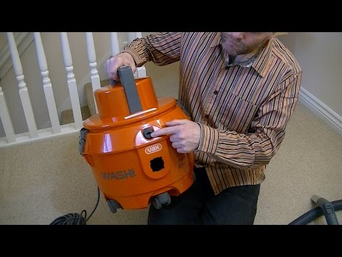 Vax Wash Vax V020TA Carpet Washer Unboxing & First Look