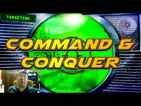 Command & Conquer Remastered RTS Video Game Is Awesome!