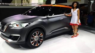 Nissan Kicks Concept - Salão do Automóvel 2014