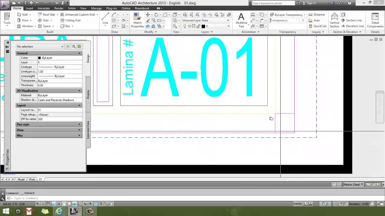 Como insertar en un archivo de autocad un layout con su for Archivos de cad