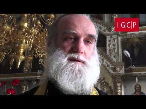 Отец Сергий о людях на войне. (Война в Донбассе. Прямая речь. Выпуск 14)