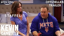 Kevin Can Wait | Staffel 1 | Offizieller Trailer | Prime Video DE