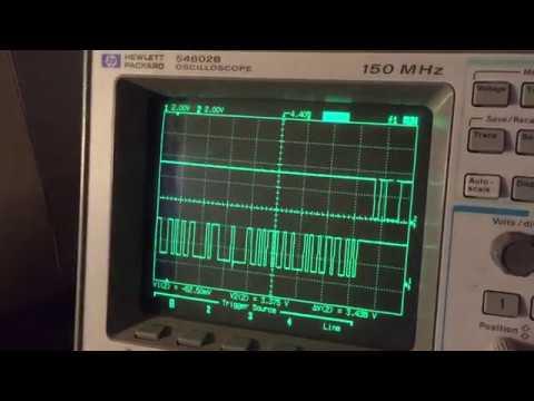 PJON ThroughSerial NucleoBlinkTest Example With Arduino Nucleo