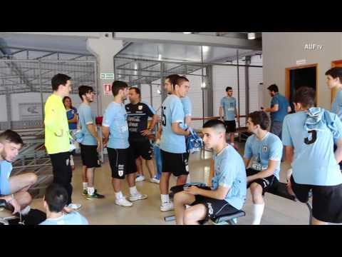 Fútbol Sala | Preparación para el Torneo Sudamericano Sub-20