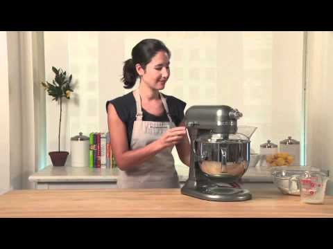 Bring Home The Kitchenaid 7 Qt Stand Mixer To Help You