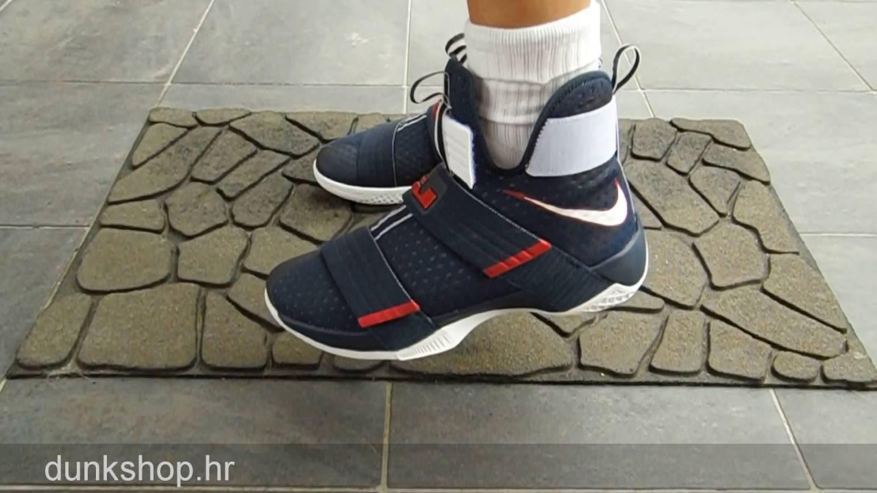 3bc459c1a8a9 FrenkySneaks - Nike Lebron Soldier 10 SFG