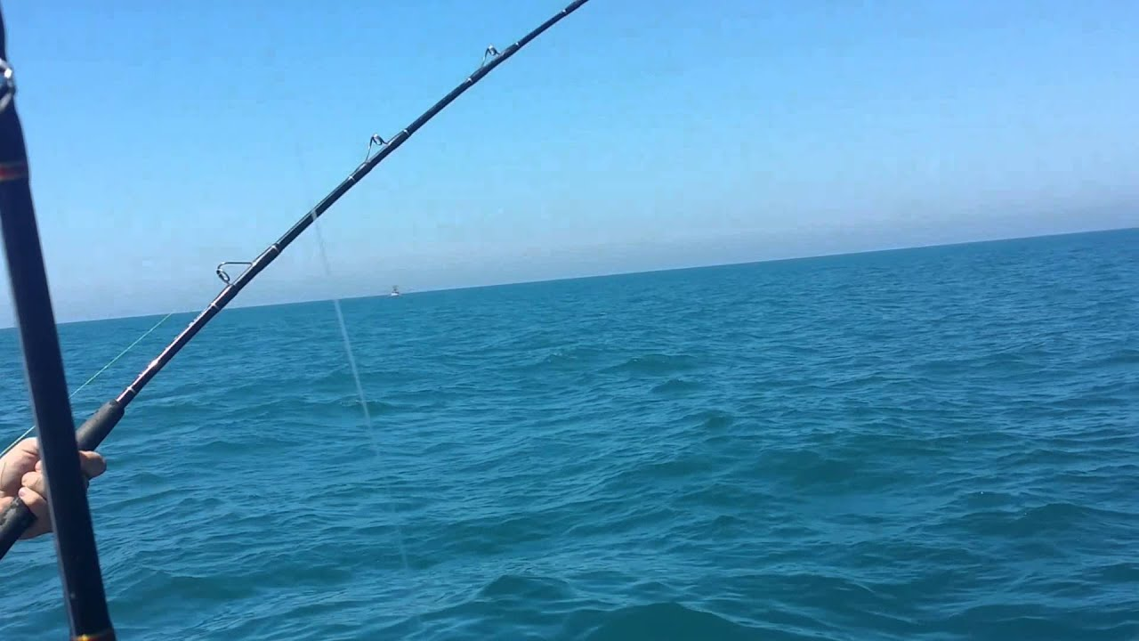 South padre island fishing with captain murphy 39 s youtube for Murphy s hook house fishing report