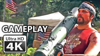 Far Cry 5 - All Guns For Hire 4K Compilation