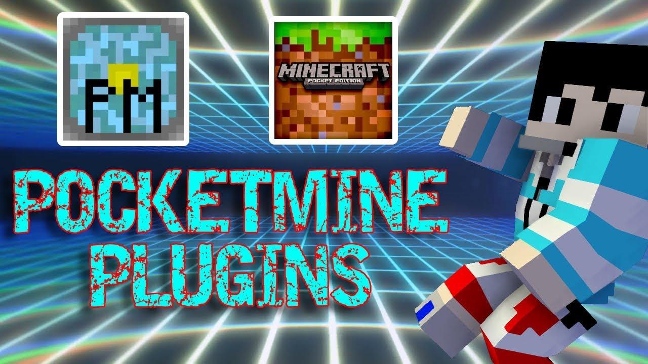 Pocketmine plugins