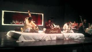 Jindri Ltti Tain Yaar: Wahdat rameez from pakpattan at All Pakistan Music Conference.flv