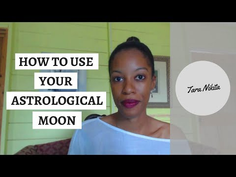 The Moon In Your Birth Chart   Astrological Remedy For Sadness & Depression