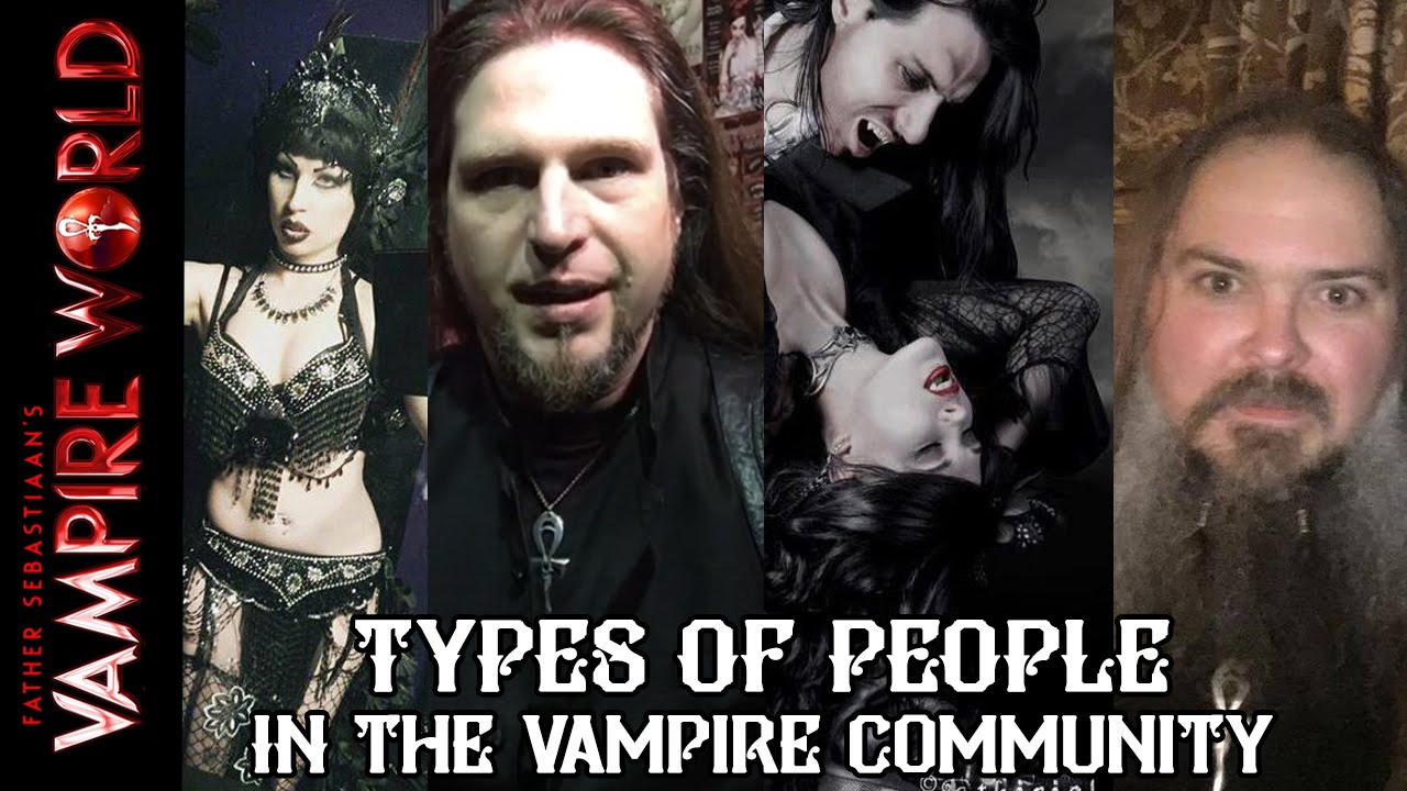 Vampires – Subcultures and Sociology
