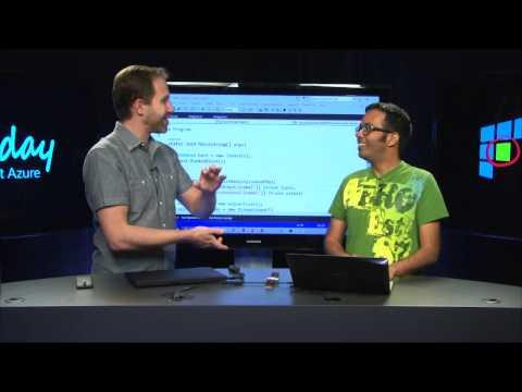 Azure WebJobs 109 - Advanced WebJobs SDK Programming