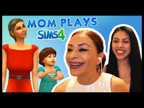 MOM PLAYS: The Sims 4!
