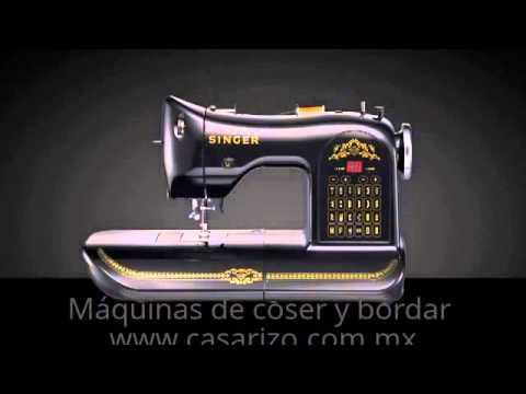 Máquina de coser SINGER 160 Edición limitada ★★ CASA RIZO