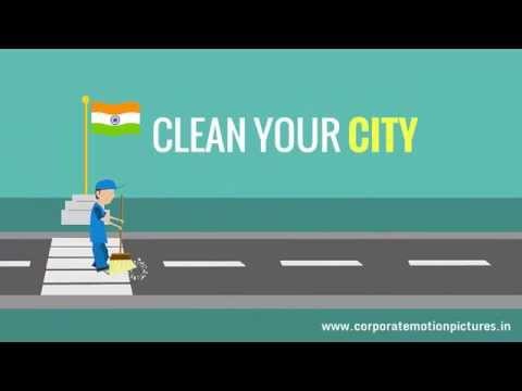 CMP GandhiGiri #1   Clean India   Independence Day