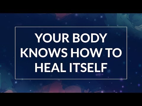 The Daily Energy Routine / Learn How to Heal Yourself by Lea