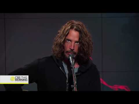 Chris Cornell  Black Hole Sun Acoustic