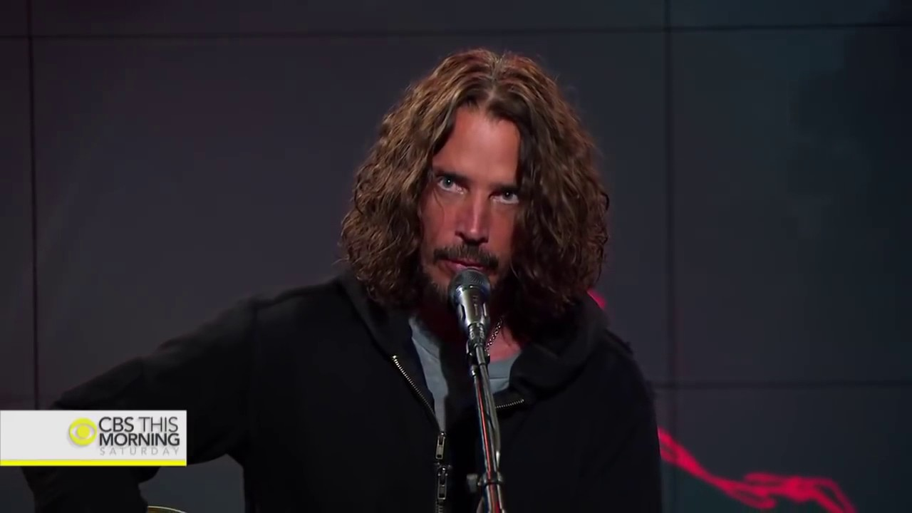 Chris Cornell - Black Hole Sun Acoustic