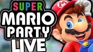 Checking out Super Mario Party!