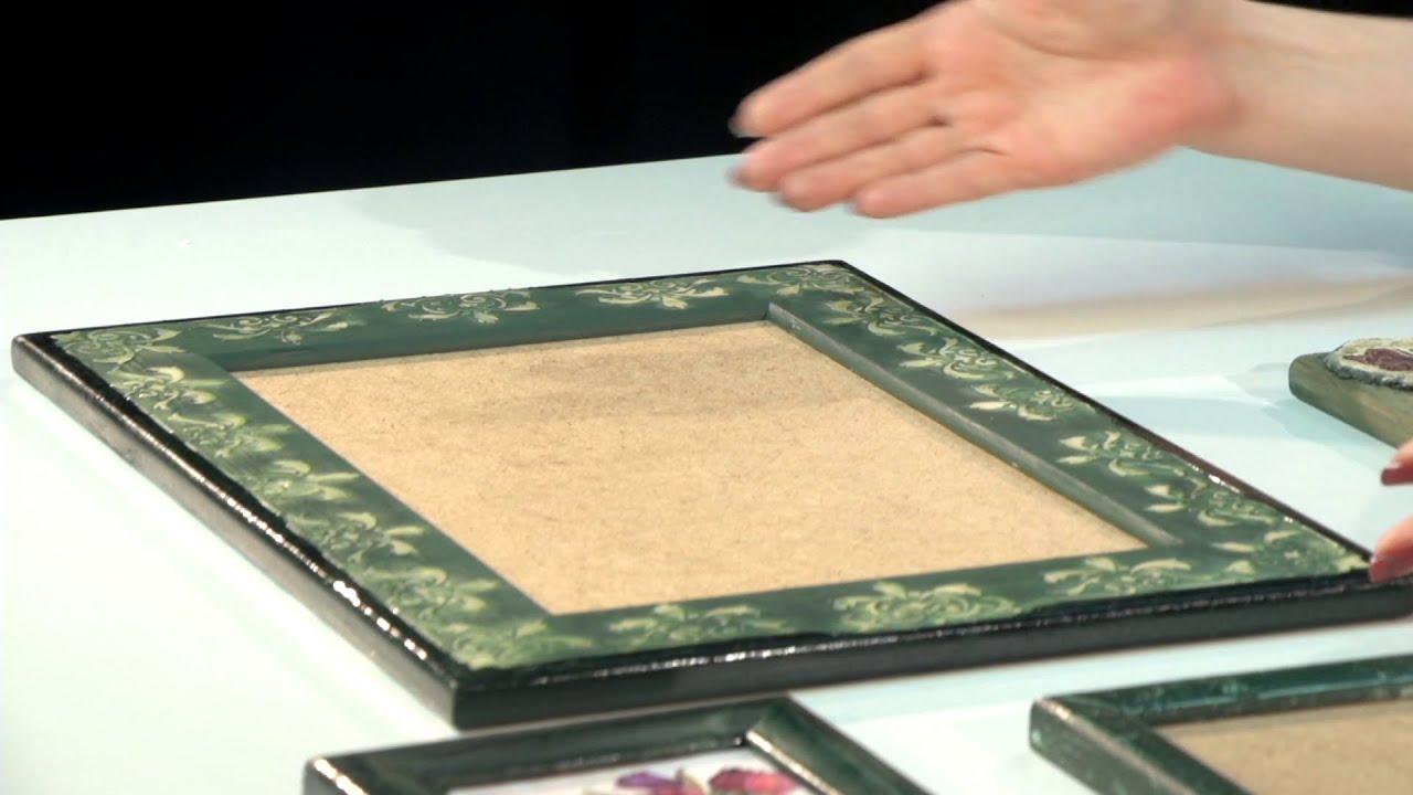 Фоторамки декупаж своими руками (фото и видео), декупаж рамок для вышивки