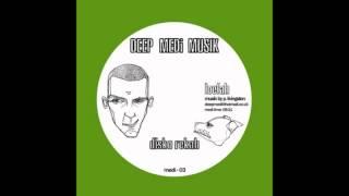 Loefah - Disko Rekah (DEEP MEDi Musik)