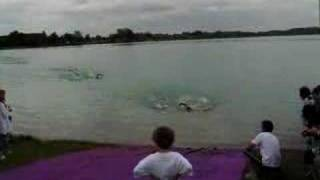 2007 France Triathlon Juniors F : Sortie de l