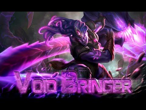 League of Legends: Void Bringer Illaoi (Skin Spotlight)
