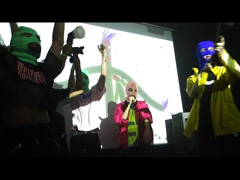 Pussy Riot - Straight Outta Vagina – Live in San Francisco