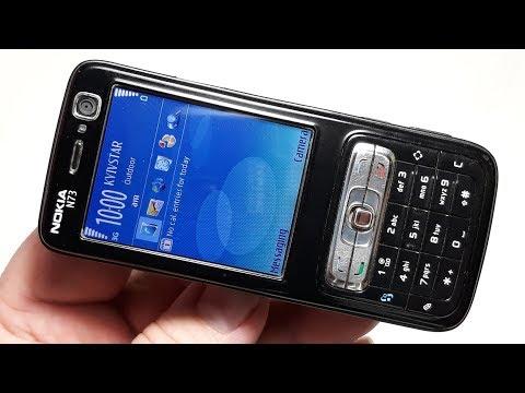 Ремонт и восстановление телефона Nokia N73 часть 1 #part1