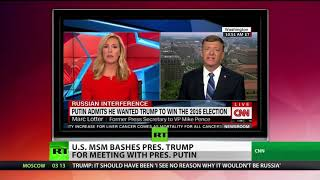 CNN anchor: Putin admitted to election-meddling