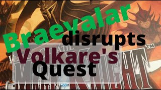 Mage Knight Solo: Volkare Quests into the Storm Druid (with the crappy mini) (Heroic-Fair)
