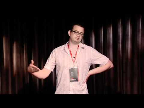 TEDxAdelaide - Stuart Nankivell - My multimedia career