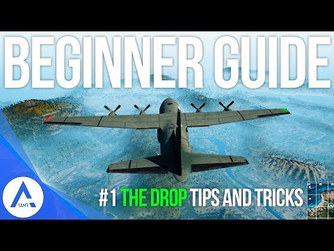 PUBG Xbox: Survival Guide Tip #1 - The Drop (PUBG Beginners Tips and Tricks)