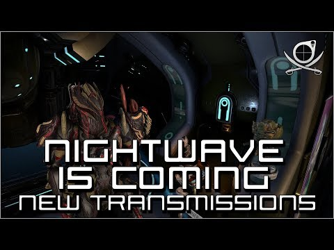 (Warframe) Nightwave Is Coming - Wolf Of Saturn 6 Teasers Ingame! thumbnail