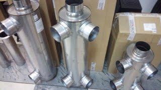 Как отопить смежное помещение: дымоход-конвектор !(, 2015-02-14T13:15:07.000Z)