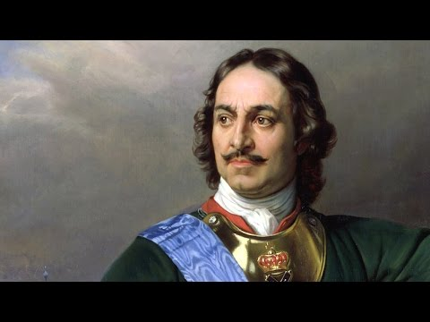 Russia's First Emperor - Peter the Great
