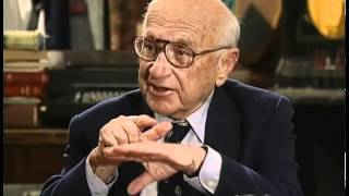 THE ECONOMY'S NEW CLOTHES: Milton Friedman on the New Econom