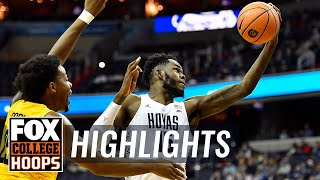 Georgetown vs North Carolina A&T | Highlights | FOX COLLEGE HOOPS