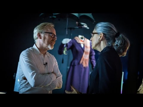 Adam Savage Visits the Hollywood Costume Exhibition