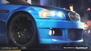 Drag racing `ulichnie gonki` bmw m5 e60