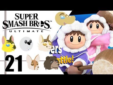 Super Smash Bros. Ultimate Ep. 21 - Chill Kids thumbnail