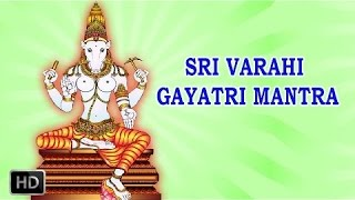 Sri Varahi Gayatri Mantra - Powerful Mantra - Dr.R. Thiagarajan