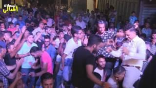 الفنان مصطفى الخطيب استقبال العريس محمد ابو عياش عسكر 2016HD (تسجيلات الجباليJR)