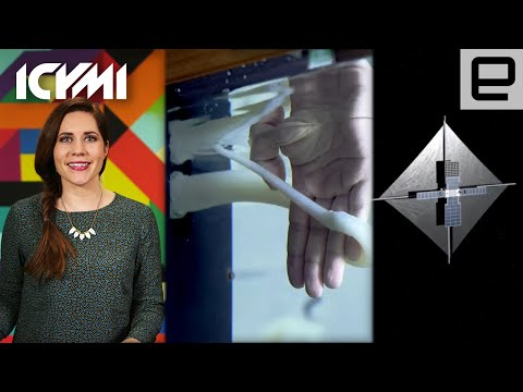 ICYMI: Soft robot challenge, NASA's space sails and more